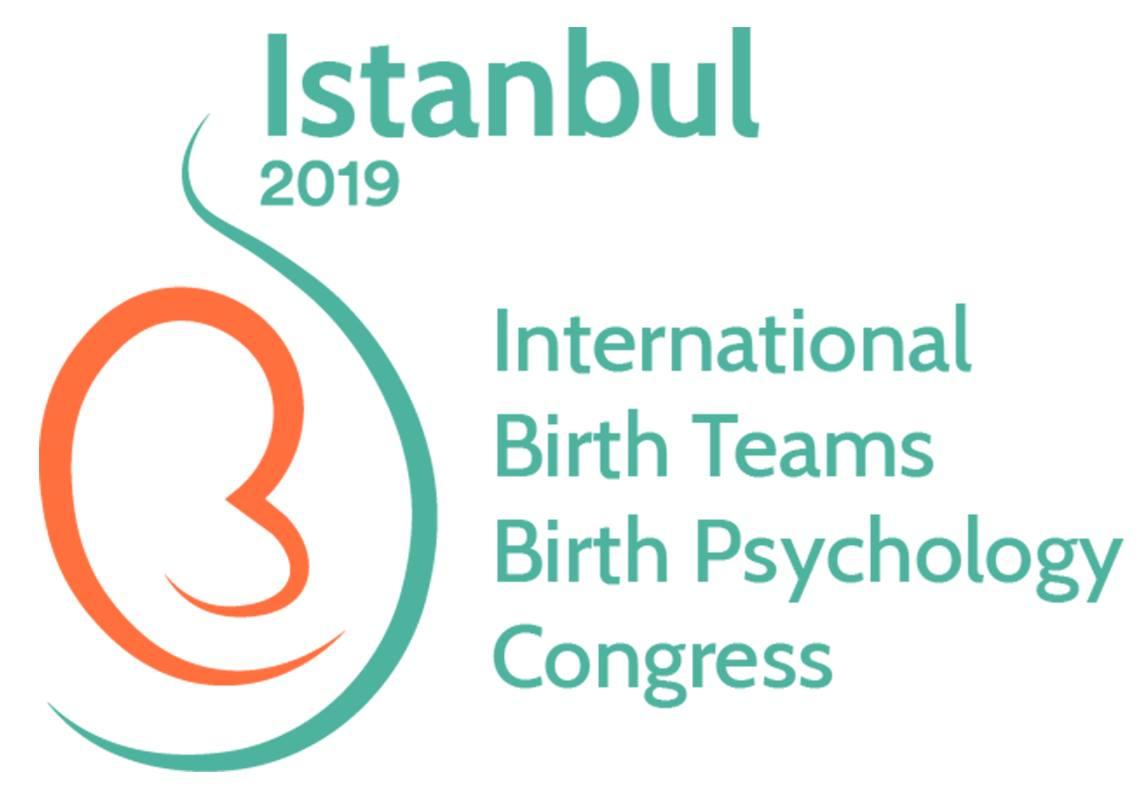 1. Uluslararası Doğum Ekipleri ve Doğum Psikolojisi Kongresi  - Haziran 2019