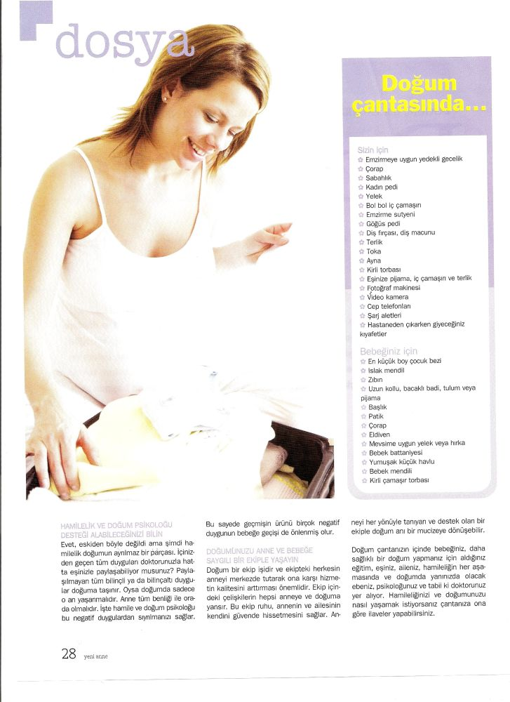 Anne dergisi 2