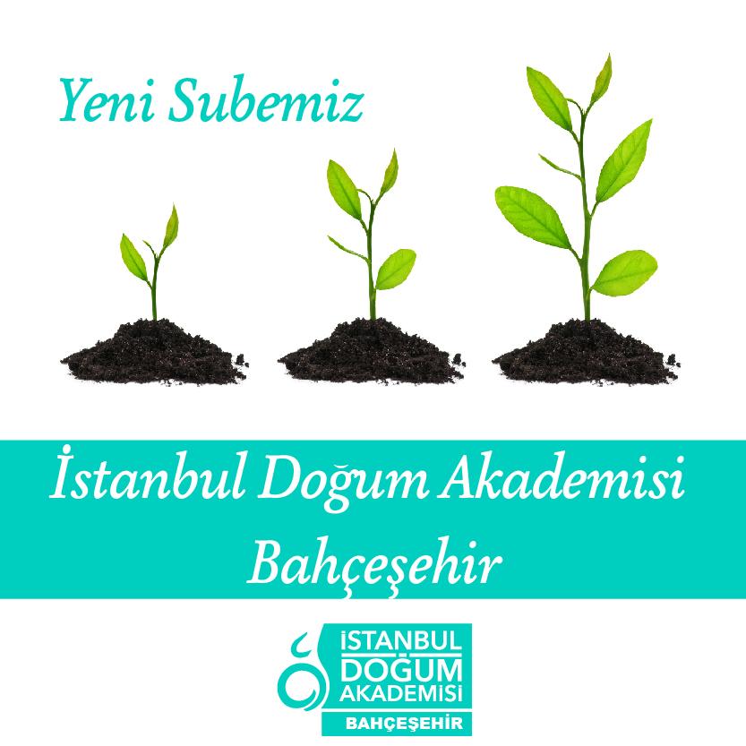 Bahçeşehir'deyiz