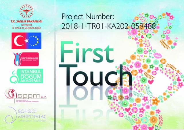 Erasmus+ First Touch Projemiz